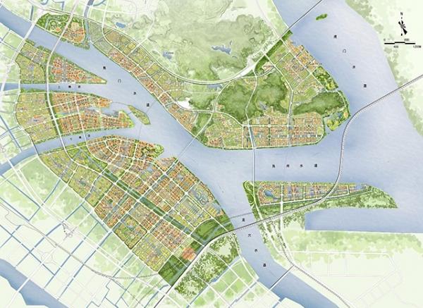 06南沙新区明珠湾城市设计总平面图.jpg