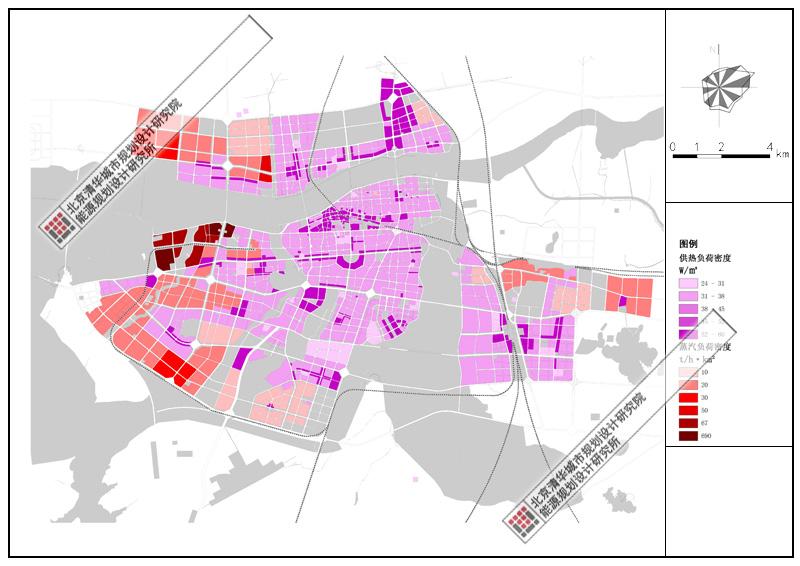 蚌埠市城市供热规划