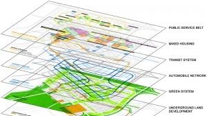 北京市垡头地区规划研究