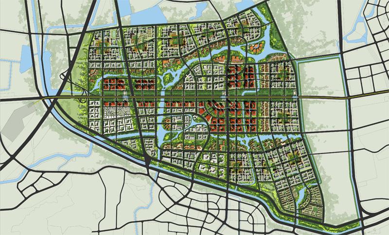 所属分类:控制性详细规划城市设计 项目地点:北京市 设计单位:详规四