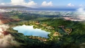 三亚市棠棣文化体育生态旅游观光园控制性详细规划及城市设计
