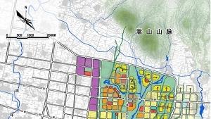 河南汝州市汝东新区概念性规划