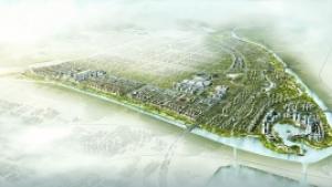 徐州市新城区段故黄河滨河公园设计