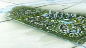 山东齐河齐鲁科技城概念规划及城市设计