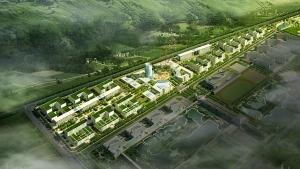 青海省大学科技园区规划设计