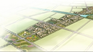 齐乃巴格街城市设计