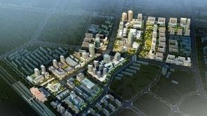 武威火车站站前区城市设计