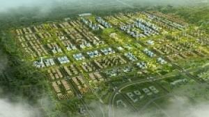 呼伦贝尔东山北部组团(海拉尔组团)控规及城市设计