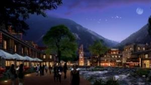 汶川县城修建性详细规划
