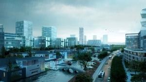 无锡太科园南部核心区城市设计