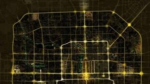 北京中心城区景观照明专项规划