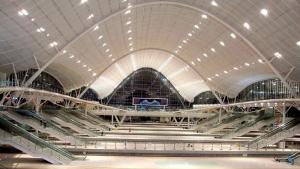 武汉火车站照明设计