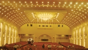 人民大会堂小礼堂改造