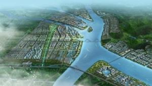 广州南沙新区核心湾区城市设计及控规