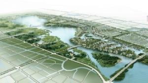 江苏宜兴东氿新城及东氿风景区概念规划