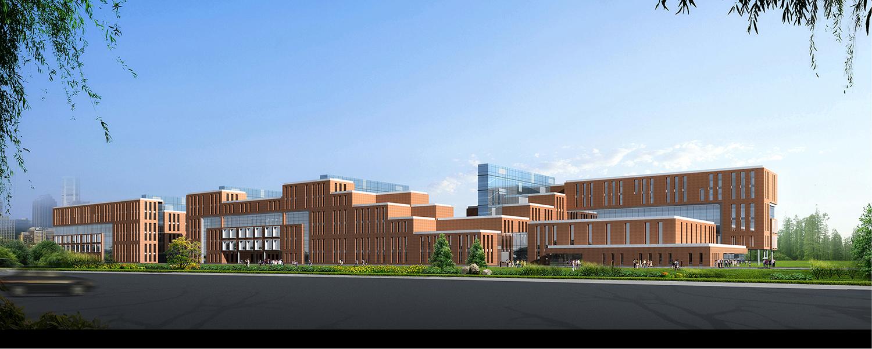 河南工程学院新校区总体规划设计