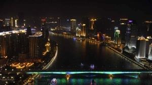 珠江两岸及新中轴照明设计
