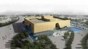 援阿尔及利亚歌剧院