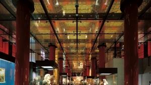 北京故宫午门展厅空调设计