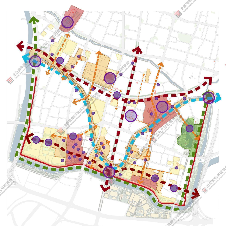 南京老城南历史城区保护规划与城市设计(2013年南京市