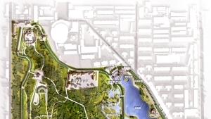 甘肃省白银市金鱼公园景观改造规划设计