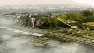 乌鲁木齐市红山公园改造规划设计