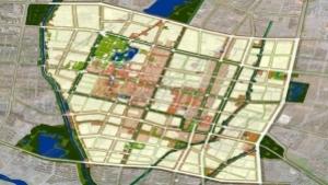 银川特色城市风貌总体城市设计