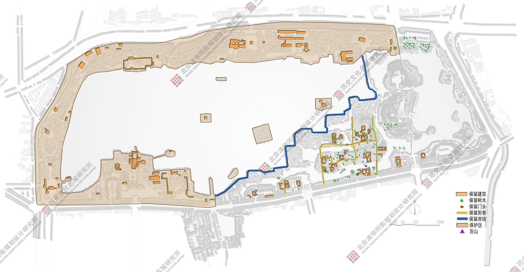 济南大明湖东扩工程规划设计( 2011年中国风景园林