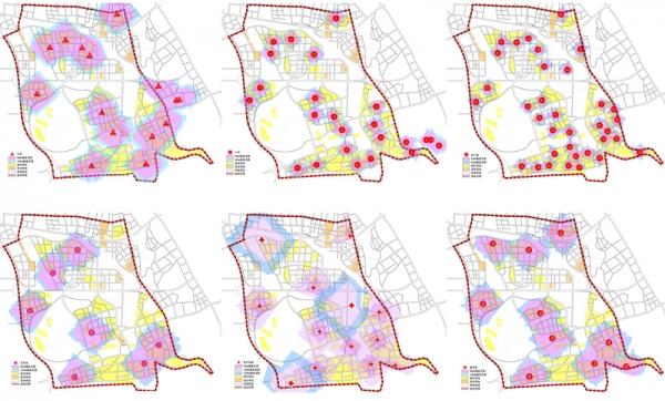 01-公共服务设施可达性分析图-中图片