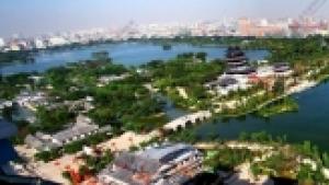 济南大明湖东扩工程规划设计( 2011年中国风景园林协会优秀风景园林规划设计一等奖)