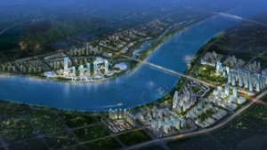 绵阳市三江六岸滨水区综合规划暨城南次中心城市设计