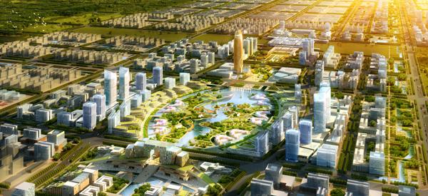 亳州芜湖现代产业园区概念规划