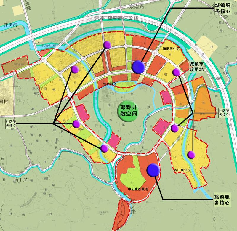 北京市平谷区夏各庄镇新城预计都有哪些村搬迁详细一些 谢谢了