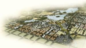 唐山南湖生态城起步区城市设计及控制性详细规划