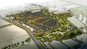 包头东河北梁棚户区改造城市设计和控制性详细规划