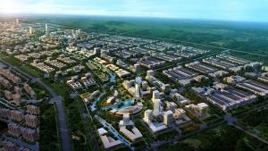 京津中关村科技产业新城概念性规划设计