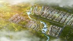 辽宁东戴河新区中关村科技园城市设计与控制性详细规划