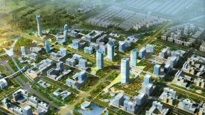 郑州汽车城汽车服务业博览园概念性规划和城市设计
