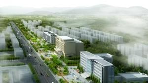 金昌市延安西路景观规划设计