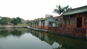 广东东莞市南社村保护规划