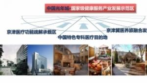 中国光年城健康医疗养生先导产业策划