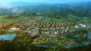 江西省修水县宁州水乡旅游度假区开发策划