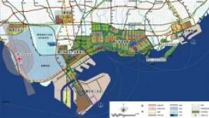 唐山曹妃甸国际生态城总体概念规划国际咨询(2008-2020)