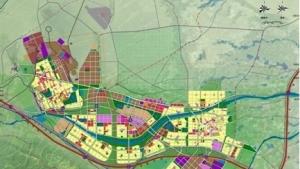 酒嘉一体化城市总体规划纲要(2011-2030)
