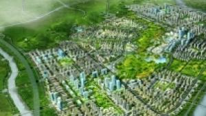 南京市仙林副城青龙片区城市设计及控规