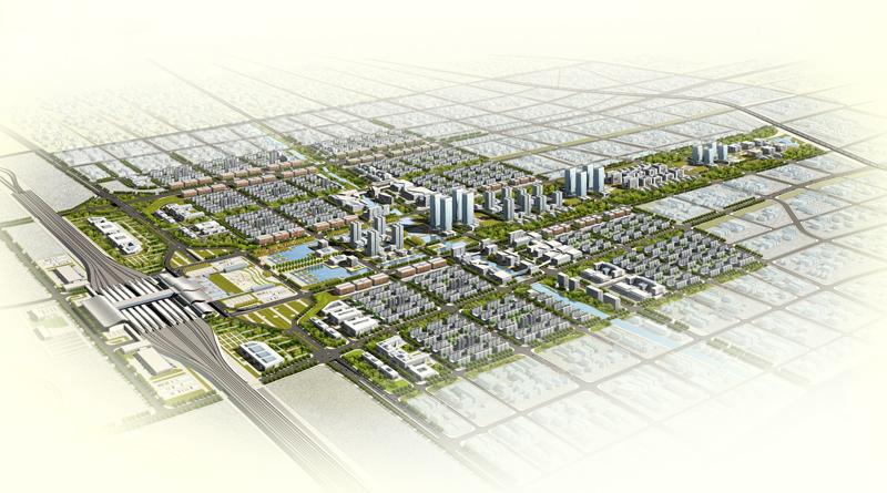规划设计团队:北京清华同衡规划设计研究院有限公司详规中心 项目地点