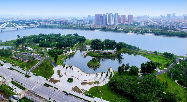 辽宁省辽阳衍秀公园景观设计