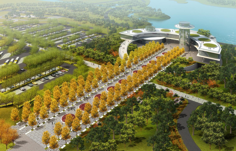 北京未来科技城景观规划设计