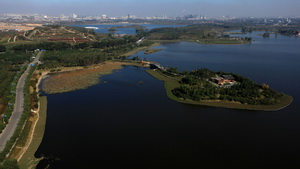 唐山南湖生态城中央公园规划设计