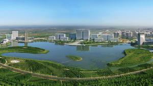 铁岭凡河新城核心区景观规划设计